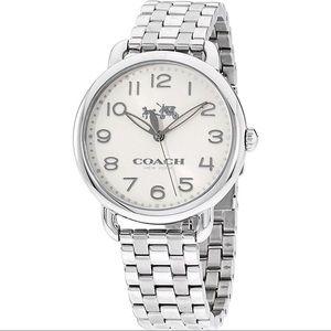Coach Women's Delancey Stainless Steel Watch